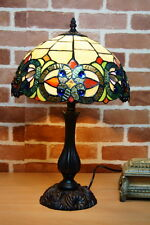 New Arrivals @Baroque Style Tiffany Leadlight  Stained Glass Desk Lamp
