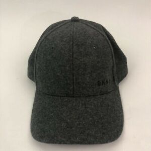 WOMEN/'S DESIGNER DKNY BRAND NEW WITH TAGS STYLISH HAT BLACK /& WHITE