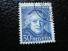 SUISSE - timbre yvert et tellier n° 270 obl  (A19) stamp switzerland