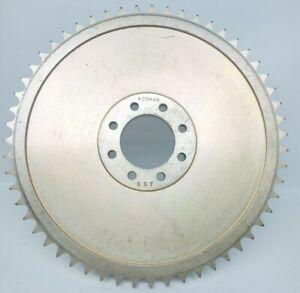 Vortex 209-55 Silver 55-Tooth Rear Sprocket