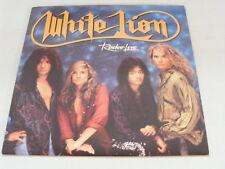 """WHITE LION Radar Love N/Mint Atlantic 1989 UK P/S 7"""""""
