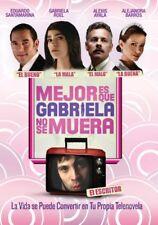 Mejor Es Que Gabriela No Se Muera 2011 Comedy Spanish DVD