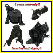 2005-2010 Scion tC 2.4L Engine Motor & Transmission Mount Full Set 4PCS.