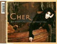 [Music CD] Cher - The Music's No Good Without You