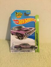 New  Hot Wheels 67' Chevelle SS 2013