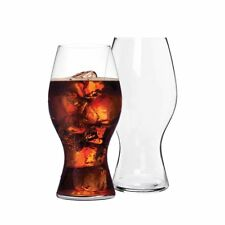 NEW Riedel 'O' Series Coca Cola Glass Tumbler 2pc