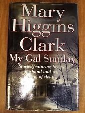 My Gal Sunday by Mary Higgins Clark (1996, Hardcover) - Very Nice