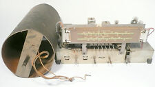 vintage* WELLS GARDNER 7A40 RADIO CHASSIS - WORKING AM / SW - aerial included