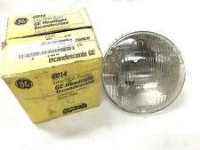 Headlight Bulb-Headlamp GE Automotive 6014 / Sylvania 6014