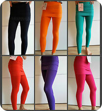 Kinder Leggings mit Rock Strass Leggins Hose Stretch  110,116.128,134,140,146,152 1de218ec44