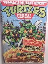 """Teenage Mutant Ninja Turtles Cereal Box 2""""x3"""" Fridge or Locker MAGNET TMNT"""