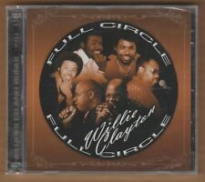 FULL CIRCLE with WILLIE CLAYTON cd/dvd 2005 Endzone NEW Sealed Double Disc R&B