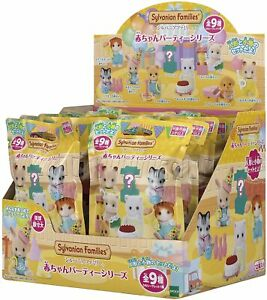 Sylvanian Families doll baby collection baby party series BOX (12 pack) BB-03