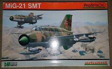 Eduard MiG-21 Soviet Supersonic Fighter  SMT ProfiPACK 1:48 Plastic Model Kit