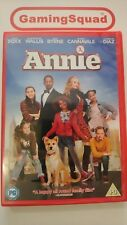 Annie  DVD, Supplied by Gaming Squad Ltd