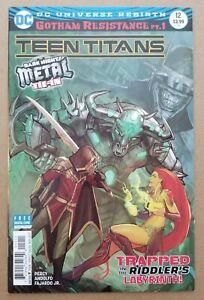 Teen Titans #12 - 1st Print - 1st App Batman Who Laughs - DC Comics