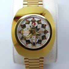 Rado Gold Plated Case Polished Wristwatches