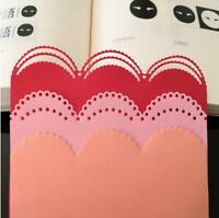 Border Dies Metal Cutting Scrapbooking Cut Stencil  Decor Card Decor Card Making