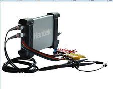 6022BL PC Digital Portable Oscilloscope Hantek Based USB +Logic Analyzer US SHIP