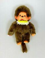 Monchhichi Sekiguchi Junge mit Lätzchen ca. 20 cm Monchichi