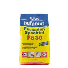 (3,70€/ Kg)Pufas pufamur Fassadenspachtel FS 30 5kg, kunstharz Zementspachtel