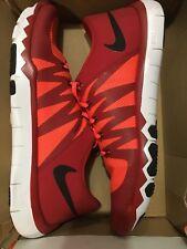 Nike 719922 616 Free Trainer 5.0 V6 Men's Sz 14 Red Running/cross Training Shoes