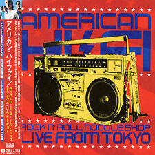 Live In Tokyo by American Hi-Fi (Pop/Punk) (CD, Apr-2002, Polygram) Sealed Japan