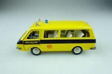 Novoexport 1/43 RAF 2203 Kleinbus Polizei Einsatzfahrzg..cccp USSR o. Box 511483