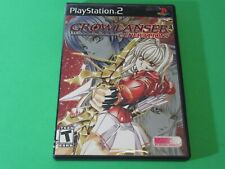 Growlanser: Generations (Sony PlayStation 2, 2004) Disc 2 Only