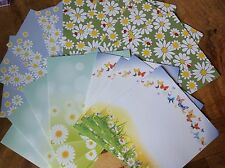 """Lelli-Bot Crafts ~ Daisy, Daisy ~ 6"""" x 6"""" Paper Pack x 16 sheets"""