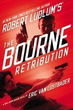 Robert Ludlum's the Bourne Retribution by Eric Van Lustbader (2013, Hardcover)
