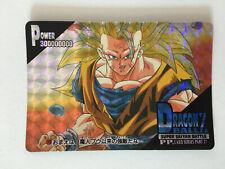 Dragon Ball Z PP Card Prism 1225 Version Hard