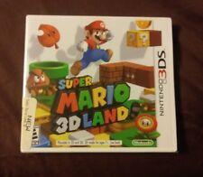 Super Mario 3D Land first print USA Edition Nintendo 3DS