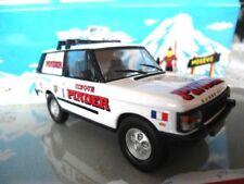 1/43 Diecast Range Rover Classic Turbo D cirque Pinder Circus Publicité véhicule