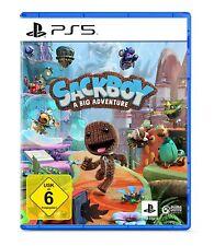 Sony Sackboy A Big Adventure Videospiel Gaming PlayStation 5 USK 6