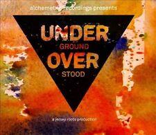 Alchemetric: Underground Overstood (CD/DVD Combo) - Various Artists Audio CD NEW
