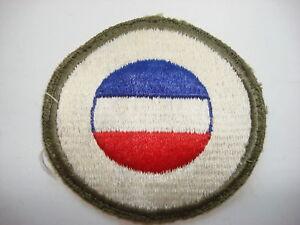 États-Unis Général Présentoir De Réserve ( Ghq ) Monde Guerre II Patch