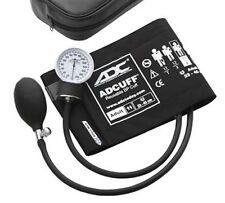 "ADC BLOOD PRESSURE MONITOR ANEROID SPHYGMOMANOMETER 760-11ABK ADULT 9""-15"""