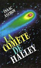 ISAAC ASIMOV / LA COMETE DE HALLEY / GRAND FORMAT