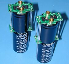 Phase Linear 400 Amplifier 15KuF/100V Capacitor Upgrade! PL-400 PL 400 S2