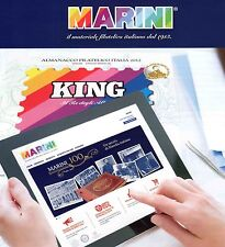 Fogli Marini Italia Repubblica 1992-2011 Annate Quartine KING USATI