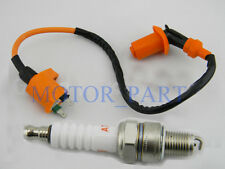 Racing Ignition Coil + Spark Plug Fit GY6 50cc 125cc 150cc Scooter TaoTao Buyany