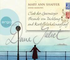 Hörbuch Deine Juliet  von Mary Ann Shaffer 5CD