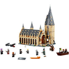 HOT ! ! ! Harry Potter Hogwarts Great Hall 75954 Wizarding World New 2018
