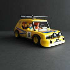 Vintage Playmobil Rally Team Set 3524