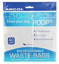 Ancol Dog Pooper Scoopers & Bags