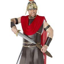 Men's Boy Roman & Scabbard Sword Clash Of Titans Gladiator Movie Fancy Dress