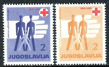 875 - Yugoslavia 1959 - Red Cross - MNH Set