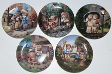 Hummel >> M.I. Hummel Plate Collection > Lot Of Five(5) Collectible Plates s