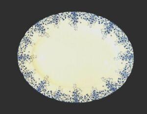 Beautiful Royal Albert Dainty Blue Large Oval Platter